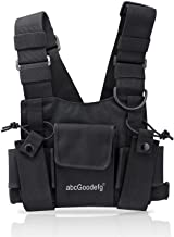 motorola chest harness