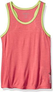 قميص بدون أكمام للركض للفتيات من ريبوك