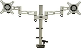 DAC MP-200 Duo Height Adjustable Dual Articulating Monitor Arm
