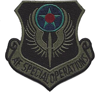 special operations patches