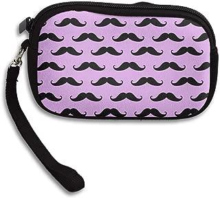 Best mustache coin purse Reviews