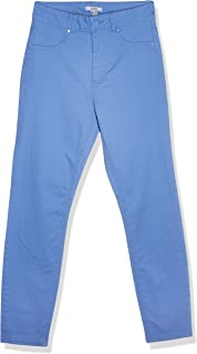OVS Women's Madilynn Trousers, Color: Cornflower Blue, Size: 40