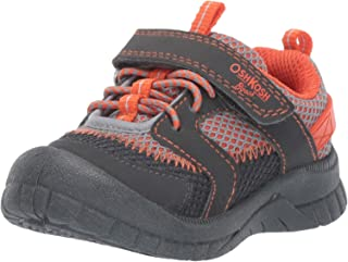 OshKosh B'Gosh Kids Lago Boy's Mesh Athletic Bumptoe Sneaker
