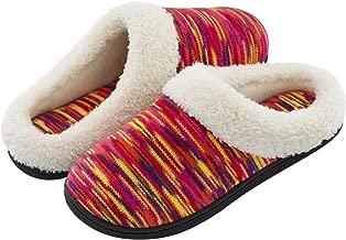 RockDove Women's Splatter Color Slip-On with Memory Foam