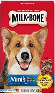 Milk Bone Flavor Snacks Treats 15 Ounce