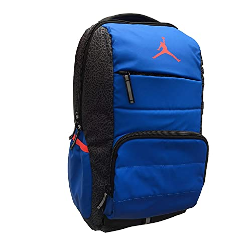 2e3d6fbc1c66 Nike Air Jordan Jumpman Laptop Backpack Elephant (U4U)   Game Royal  Blue Orange