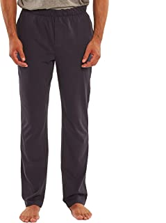 Savile Row Men's Pyjama Bottoms - Cotton Jersey Classic Casual Soft Trousers Lounge Pants Loungewear Nightwear Sleepwear f...