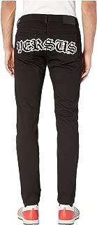 Men's Rear Logo Jeans