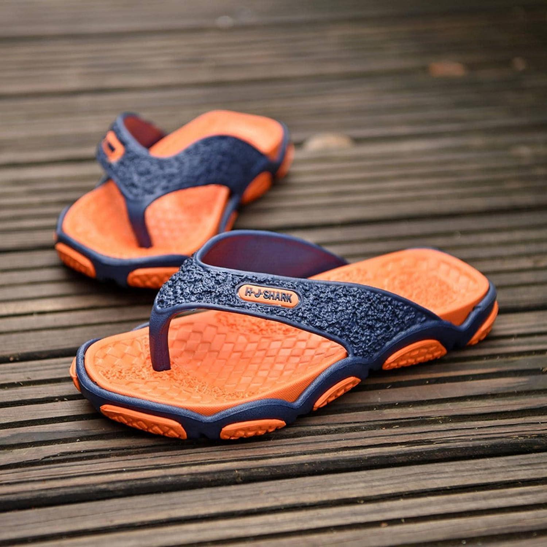 NC Men's Sports Flip Flops Adult Sandals Large Size 39-45 Fashion Summer Women's Flip Flops Comfortable Soft Casual Shoes Beach Flip Flops Outdoor