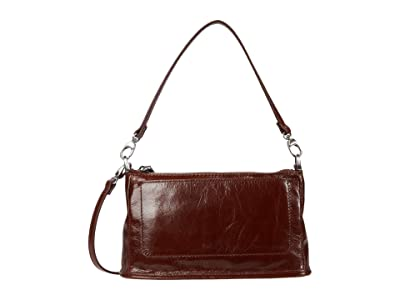 Hobo Cadence (Chocolate Vintage Hide) Cross Body Handbags