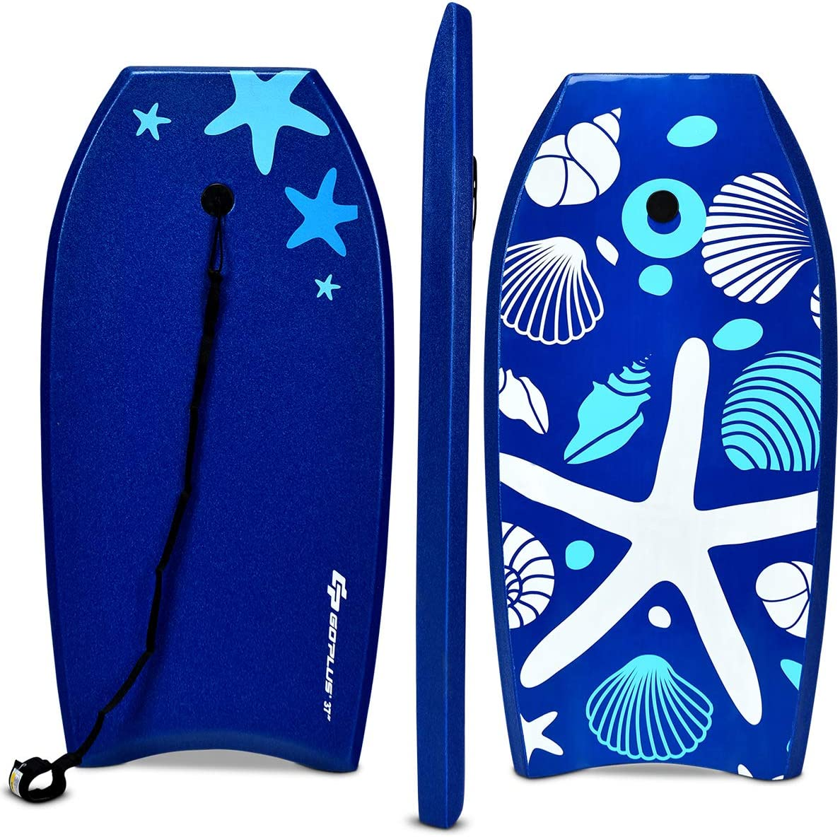 Goplus Sacramento Al sold out. Mall Body Board Lightweight Bodyboard Core with EPS XPE Deck