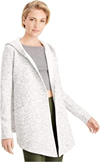 Ideology Women's Quilted Hooded Wrap