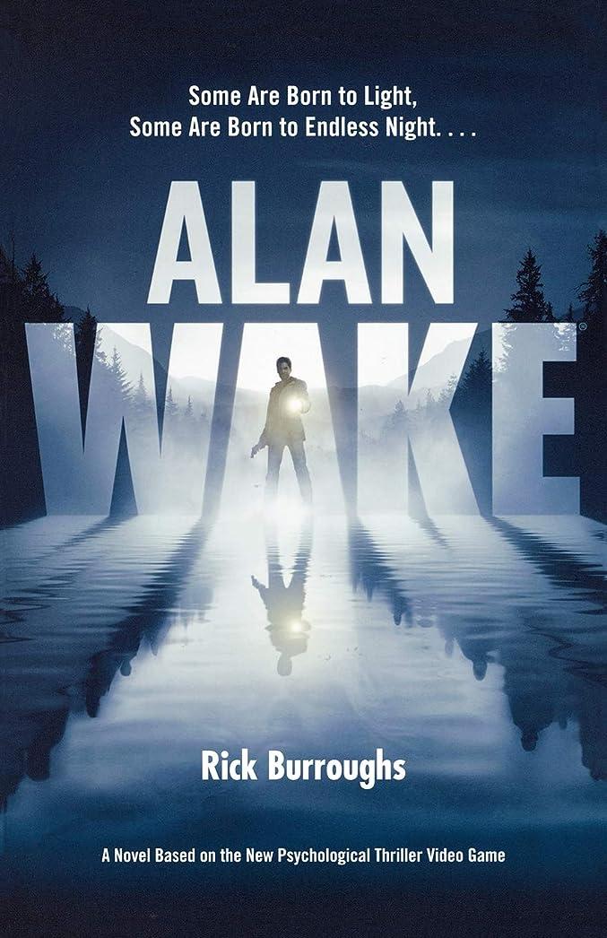 嘆く暴露正気Alan Wake
