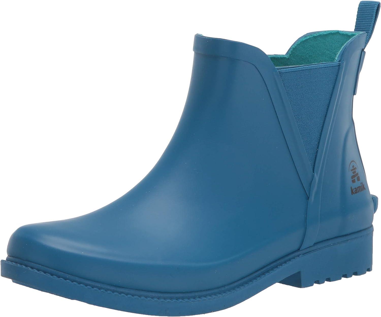 Kamik Womens Chelsea Rain Boot