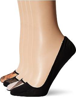 Wilson 10 Piezas Calcetines Invisibles para Mujer, color Multicolor, Talla Unica, B0419