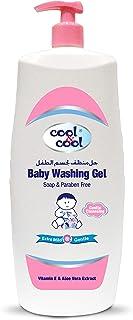 Cool & Cool Baby Washing Gel, 1 Liter , Piece of 1