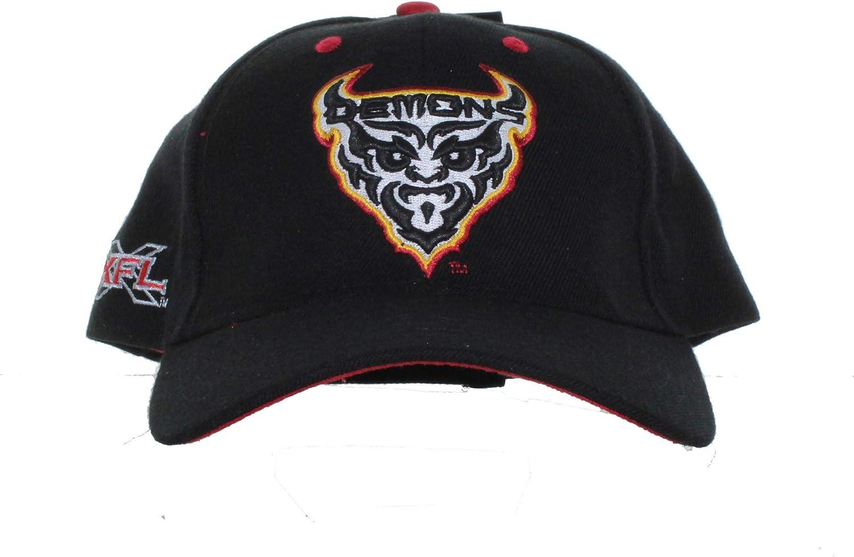XFL - Time 5 ☆ popular sale San Francisco Demons Vintage Team Logo