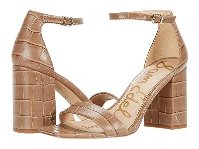 Sam Edelman Daniella (Praline Cairo Large Croco Leather) Women