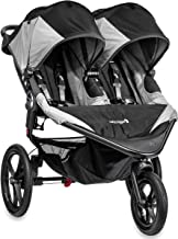 Baby Jogger 2014 Summit X3 Double Jogging Stroller, Black/Gray