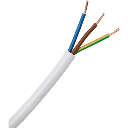YSLY-Leitung Steuerleitung PVC-Leitung I a 50 /& 100 Mtr I 2x0,75 bis 12x1,5 mm²