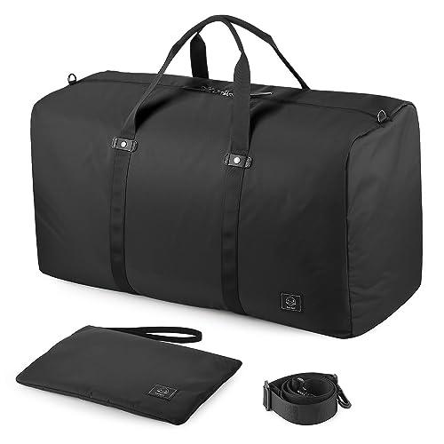 d90f42c5f GAGAKU 80L Foldable Travel Duffel Bag Packable Lightweight Duffle Large  Flight Cabin Bags for Travel
