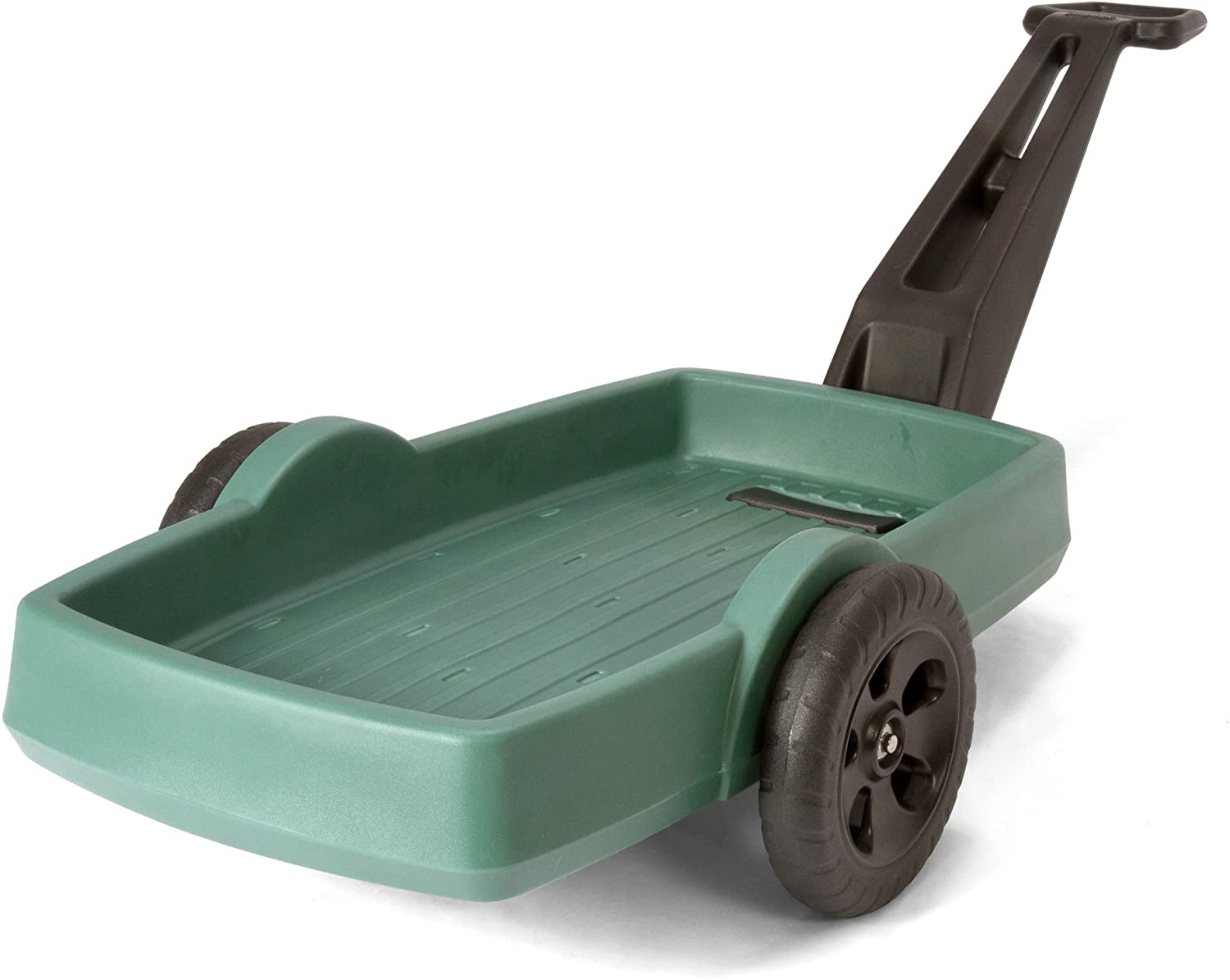 Simplay3 Yard and Garden Great interest Bargain sale Outdoor Cart Turn Long 2 - Easy Handle