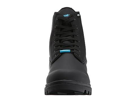 Negro Zapatos Treklite Jiffy Johnny nativos Jiffy Negro vvwPUfzqx