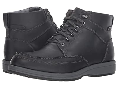 Hush Puppies Beauceron Tall ICE+ (Black WP Leather) Men