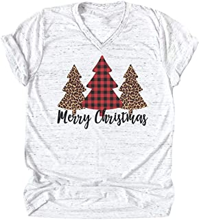Best christmas print casual shirt Reviews