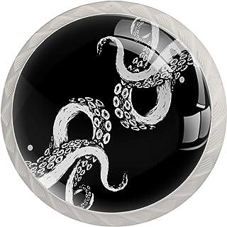 Poignées de Tiroir pour armoire,tiroir,coffre,commode,etc., tentacule