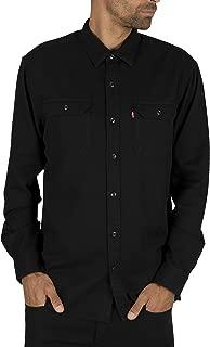Men's Jackson Worker Shirt, Black