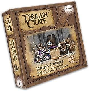 King`S COFFERS - Terrain Crate - MANTIC GAMES