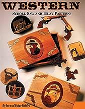 Western Scroll Saw & Inlay Patterns