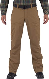 5.11 Tactical Apex Cargo Work Pants, Flex-Tac Stretch Fabric, Gusseted, Teflon Finish, Style 74434