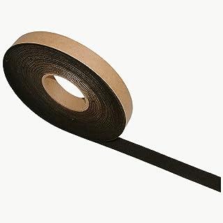 comprar comparacion JVCC FELT-06 Cinta de fieltro de poliéster: 1 in. x 75 ft. (1mm espesor, Negro)