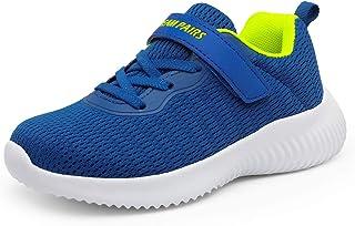 DREAM PAIRS Zapatillas deportivas transpirables para niños