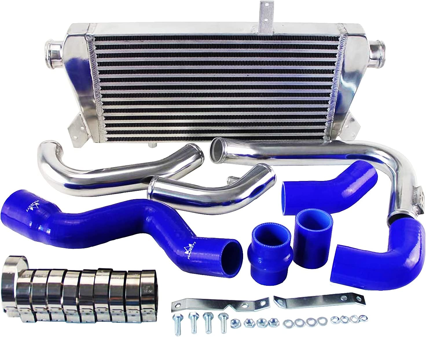 OFFicial Upgrade Front Mount Max 87% OFF Intercooler Kit for 1.8T B6 Audi Qu A4 Turbo