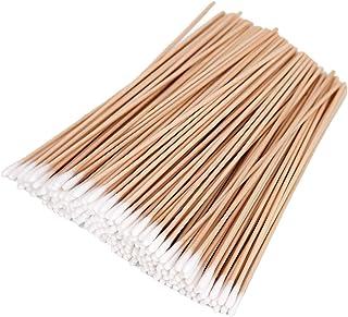 200PCS Cotten Swab Applicators, 6 Inch Long Wooden Cotton Swabs - Cleaning Gun Sterile Medical Q Sticks Tips Applicator Wi...