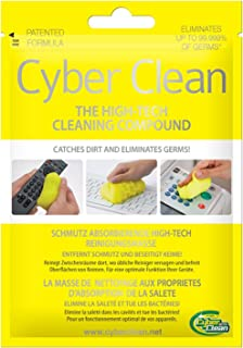 Cyber Clean Home & Office Cleaner Zip Bag, 2.82 Ounce (80 Grams), Pack of 3
