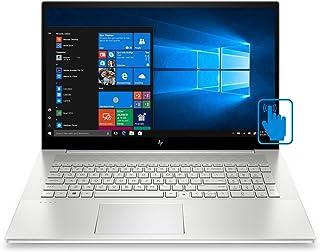"HP ENVY 17t-cg000 Home and Entertainment Laptop (Intel i7-1065G7 4-Core, 16GB RAM, 256GB m.2 SATA SSD + 1TB HDD, 17.3"" Tou..."