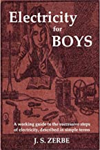 Electricity For Boys - Better Days Books Illustrated eBook Edition