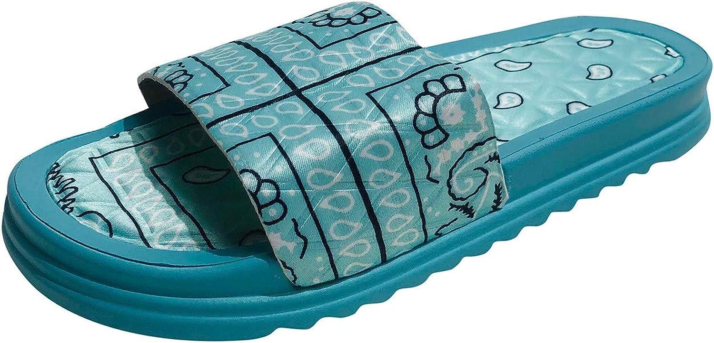 ZYAPCNGN Flat Slide Sandals Finally resale start Open Challenge the lowest price for Slip on Summer Toe