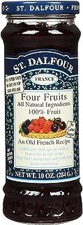 St. Dalfour Conserves - Four Fruits - 10 Ounces