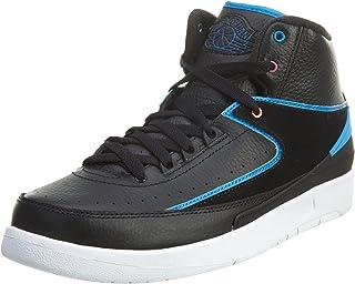 promo code dd4ea fbc22 Jordan Nike Kids Air 2 Retro BG Basketball Shoe