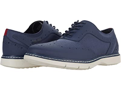 Stacy Adams Summit Wing Tip Lace-Up Oxford
