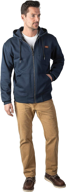 Walls Men's Core Full Zip Fleece Hoodie