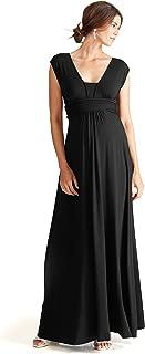 Ingrid & Isabel Women's Maternity Empire Maxi Dress
