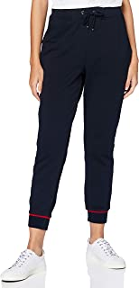 Tommy Hilfiger Regular Varsity Pant Pantalons Femme