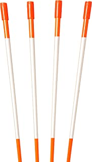 Snow Stakes, Driveway Marker, Plow Stakes, 5/16