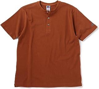 [RUSSELL ATHLETIC] 別注 ラッセル アスレティック ヘンリーネック Tシャツ 112120966